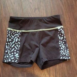 Justice Size 8 Athletic Shorts